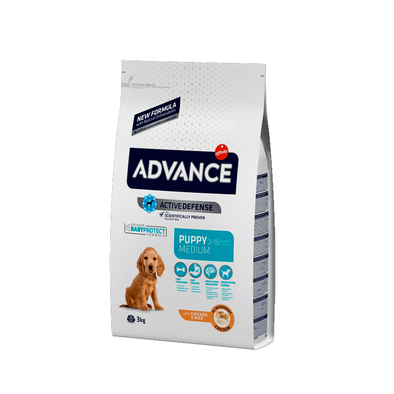 Advance Medium Puppy Chicken & Rice