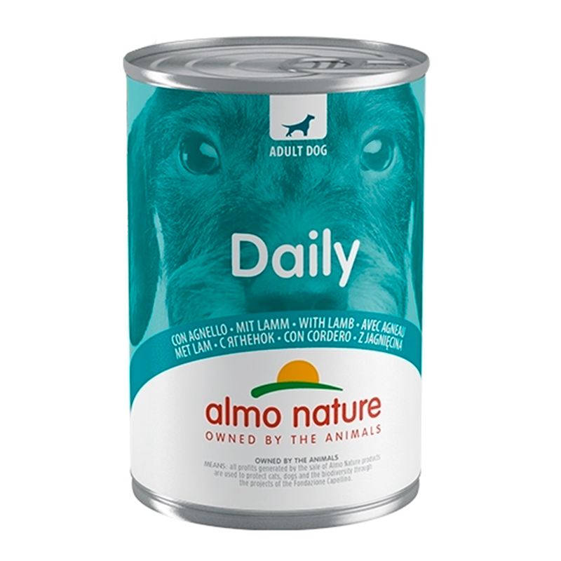 Almo Nature DOG Daily Menu con Cordero