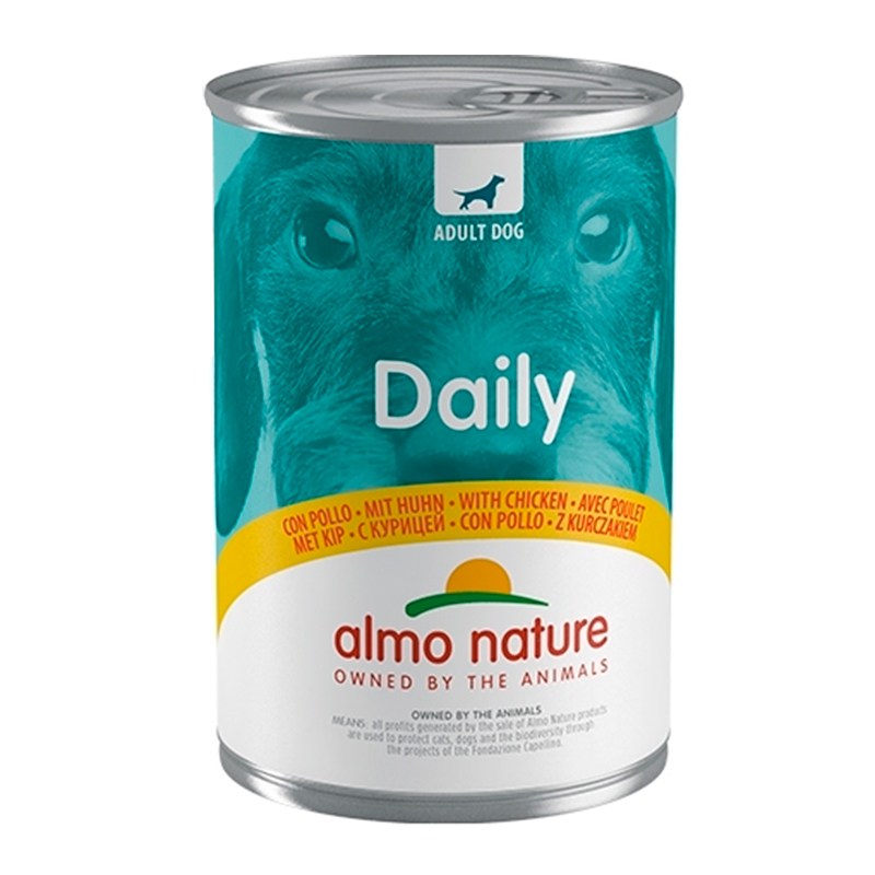 Almo Nature Daily Menu con Pollo