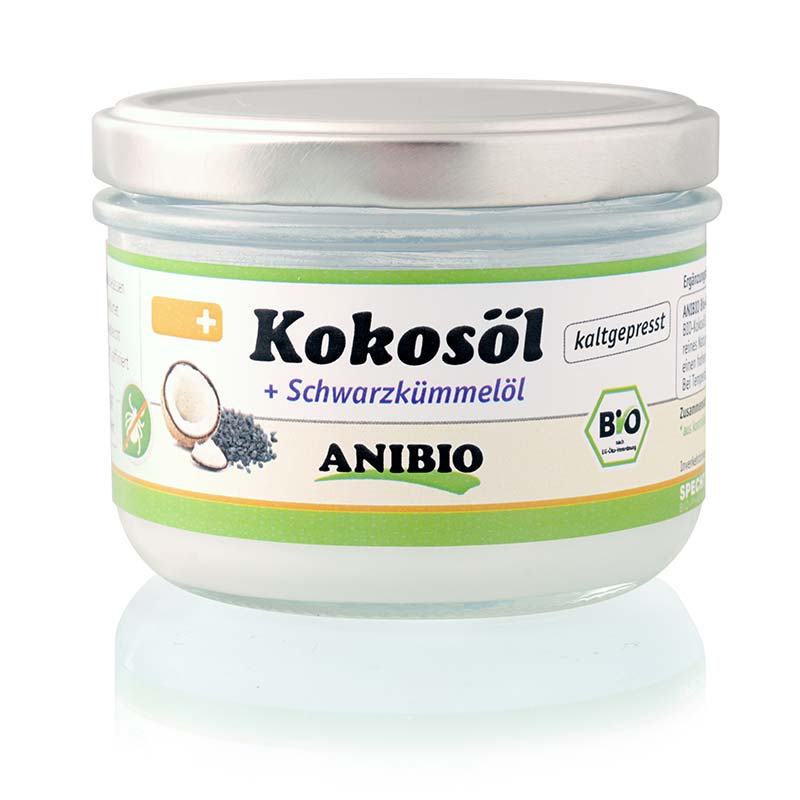 Anibio Bio Coconut Oil