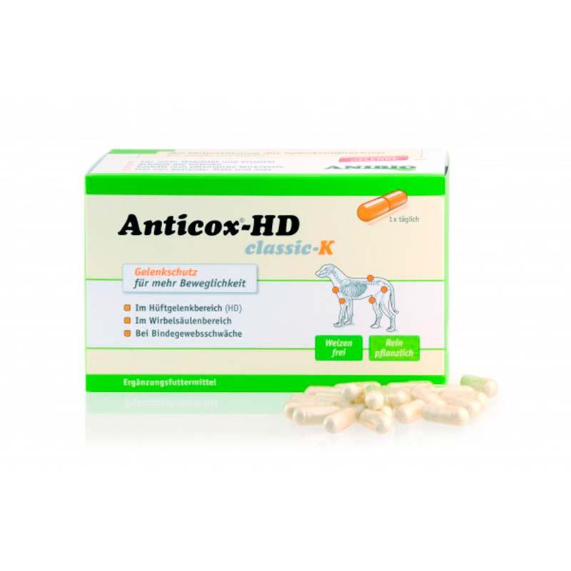 Anibio Anticox Hd Condroprotector Classic Cápsulas