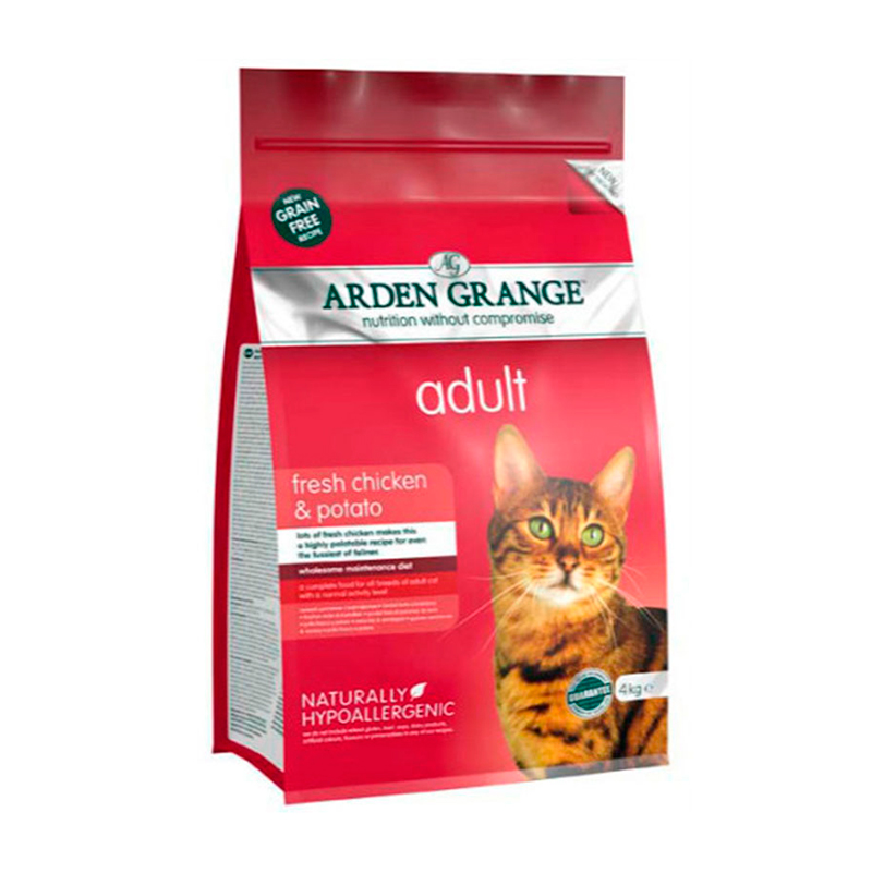 Arden Grange Adult Cat Pollo