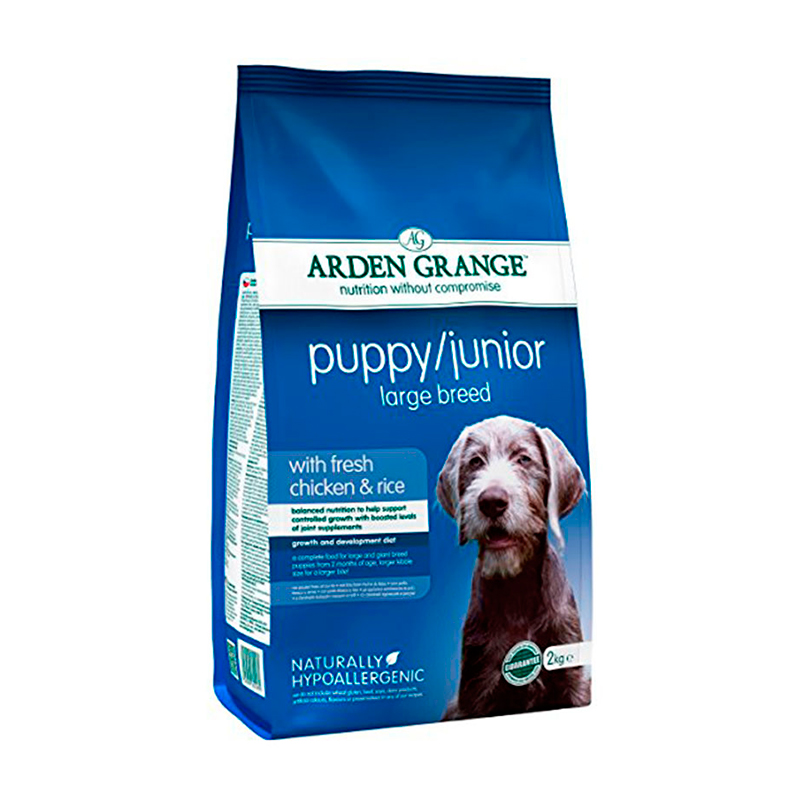 Arden Grange Pienso Puppy Junior Large Breed