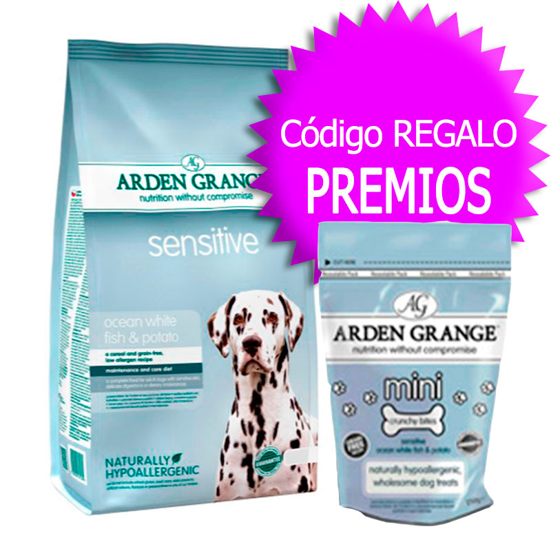 Arden Grange Sensitive+Cupón