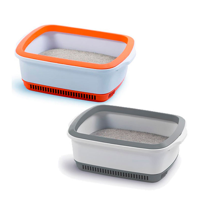 Cat Tray Noba Anti-odor and Self-drying Cateco