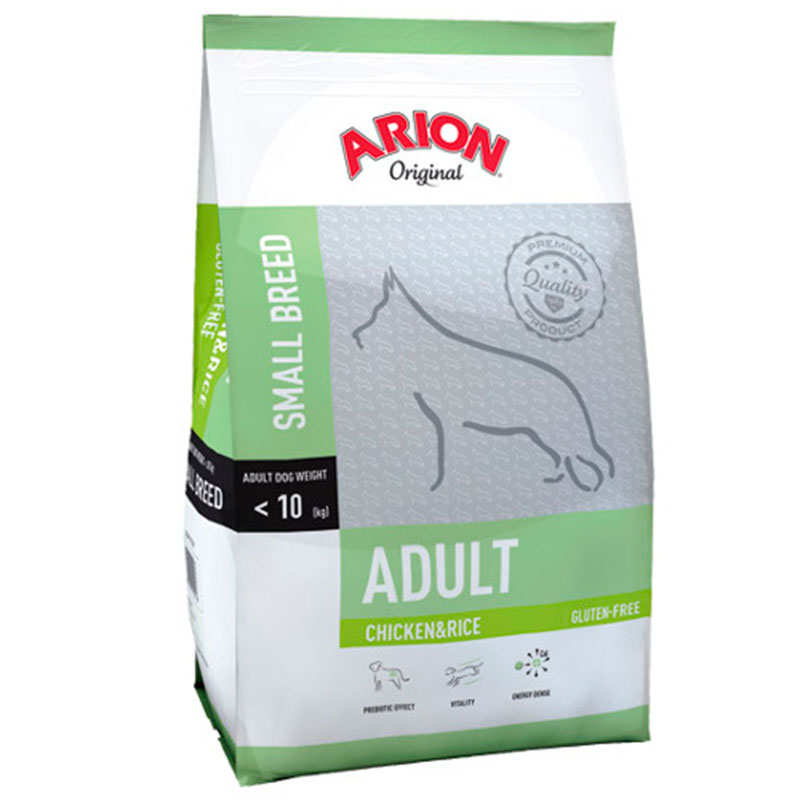 Arion Original Adult Small Breed Chicken&rice