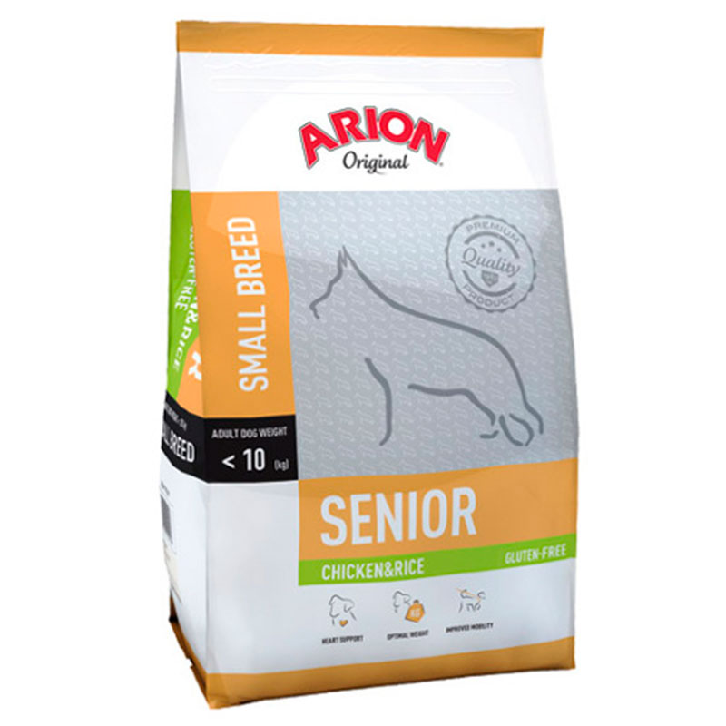 Arion Original Small Breed Senior Chicken&rice