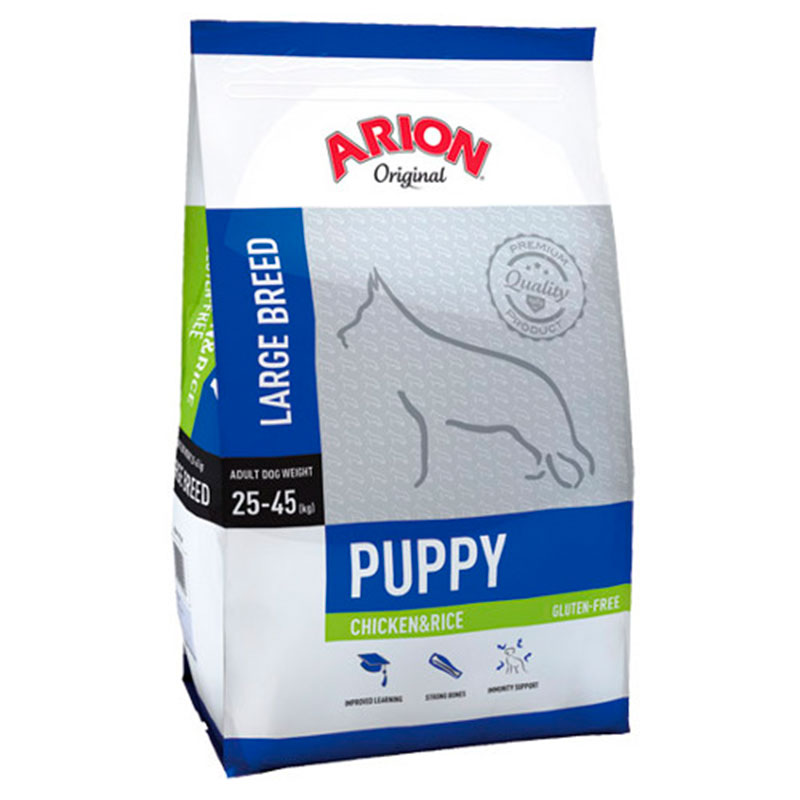 Arion Original Puppy Large Breed Chicken&rice