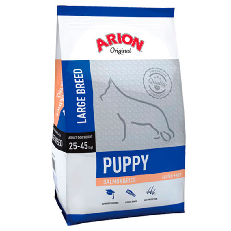 Arion Original Puppy Large Breed Salmon&rice