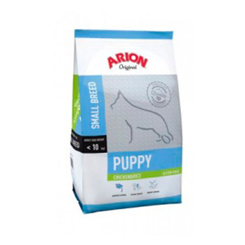 Arion Original Puppy Small Breed Chicken&rice