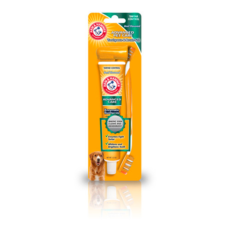 Arm & Hammer Toothpaste & Toothbrush Set