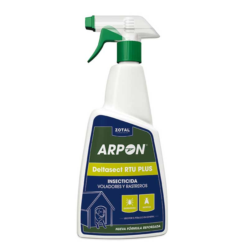 Zotal Arpon Deltasec Rtu Plus Insecticida