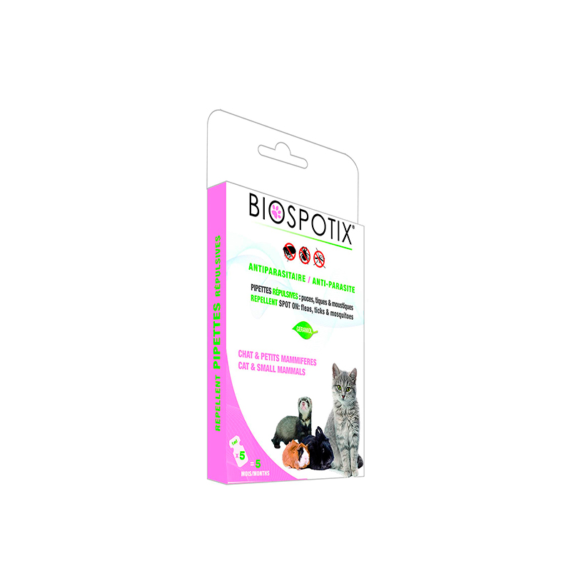 Biogance Biospotix Pipettes Cat 5x1ml