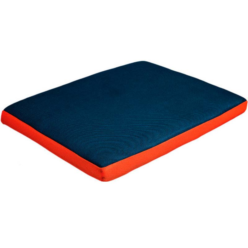 Arppe Rectangular Mat With Bellows Urban Style Navy