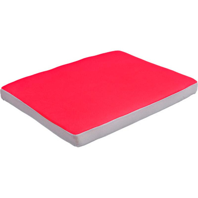 Arppe Rectangular Mat With Bellows Urban Style Red