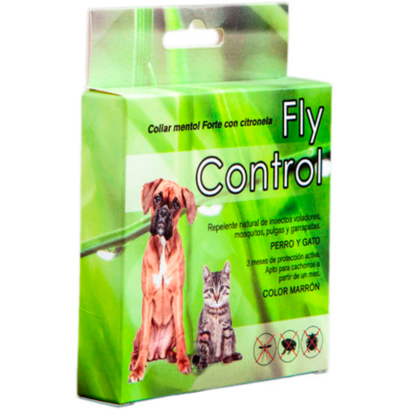 Menthol Forte Necklace With Citronella Fly Control