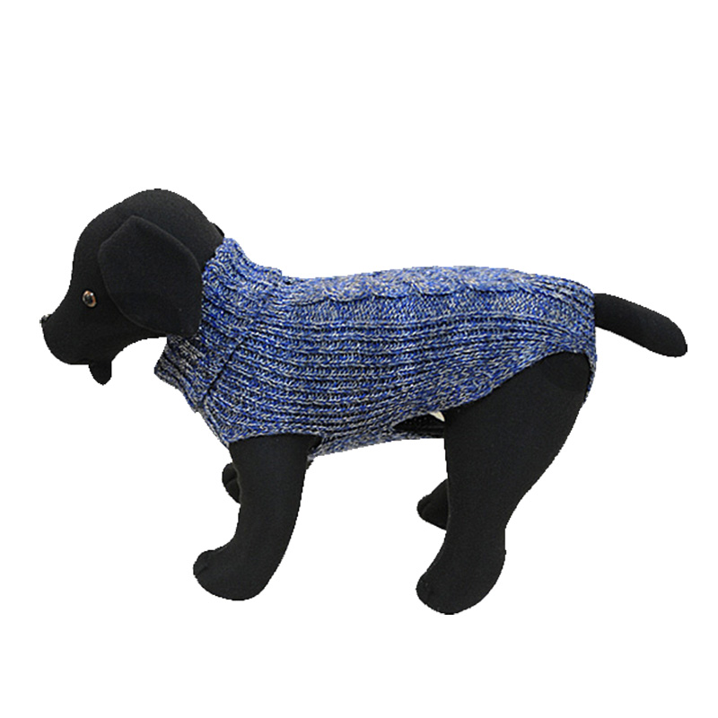 Blue Jersey Cordelux for Dogs