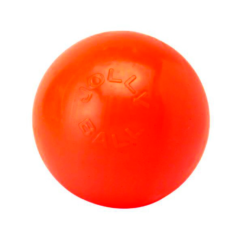 Jolly Pet Dog Toy Bounce-n-play Orange
