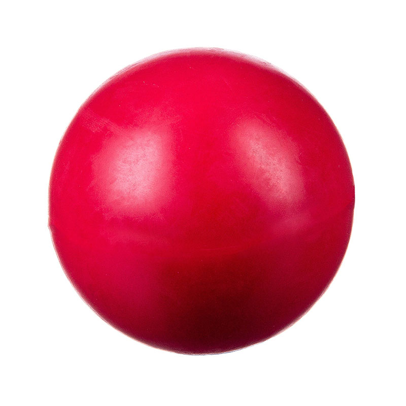 Barry King Solid Rubber Ball Red