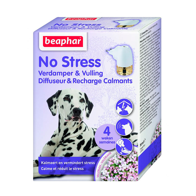 Beaphar No Stress Dog Diffuser + Refill 30ml