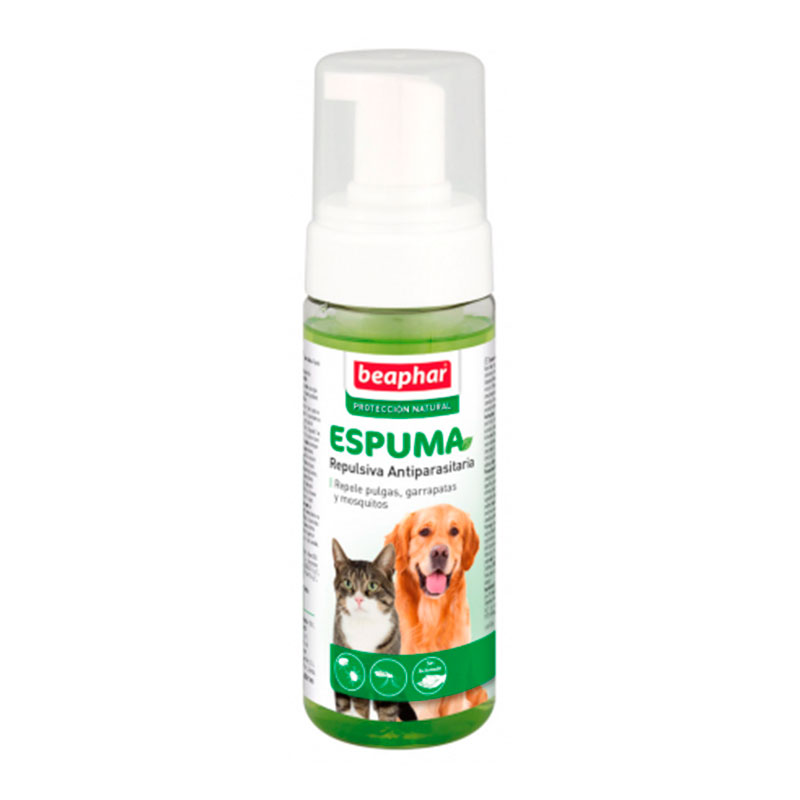 Beaphar repulsive Antiparasitic Foam 150ml