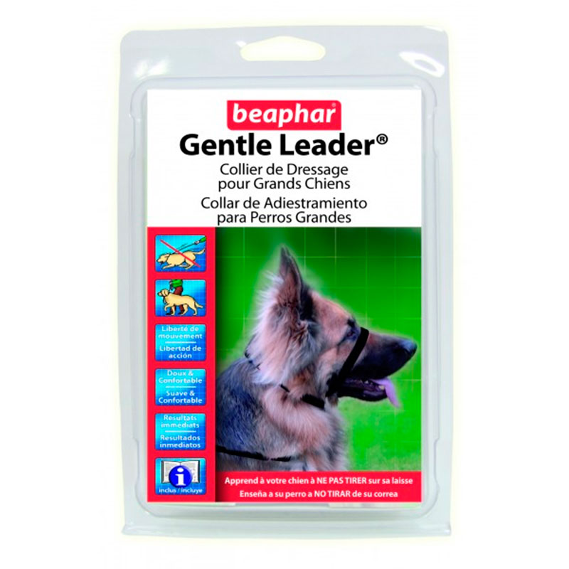 Beaphar Collar Gentle Leader Black