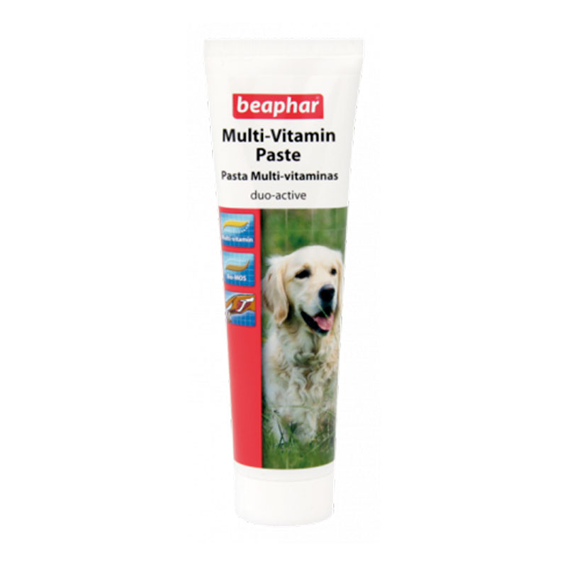Beaphar Multi-vitamins Paste for dogs