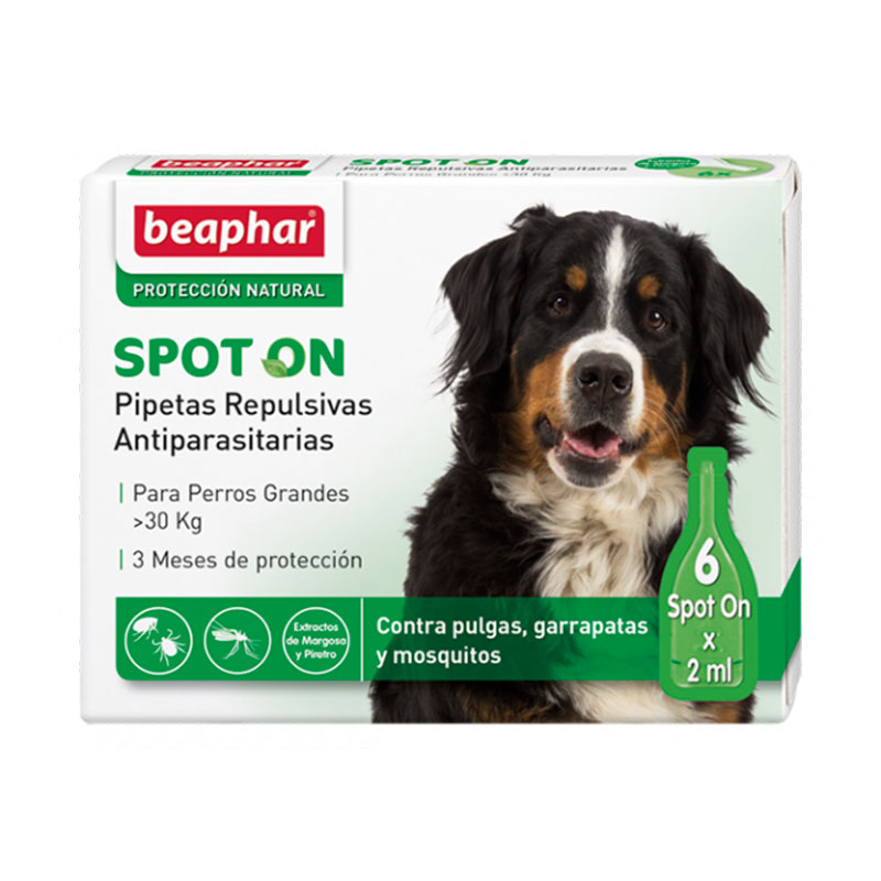 Beaphar Repulsive antiparasitic Spot on for Large Dogs  >30kg