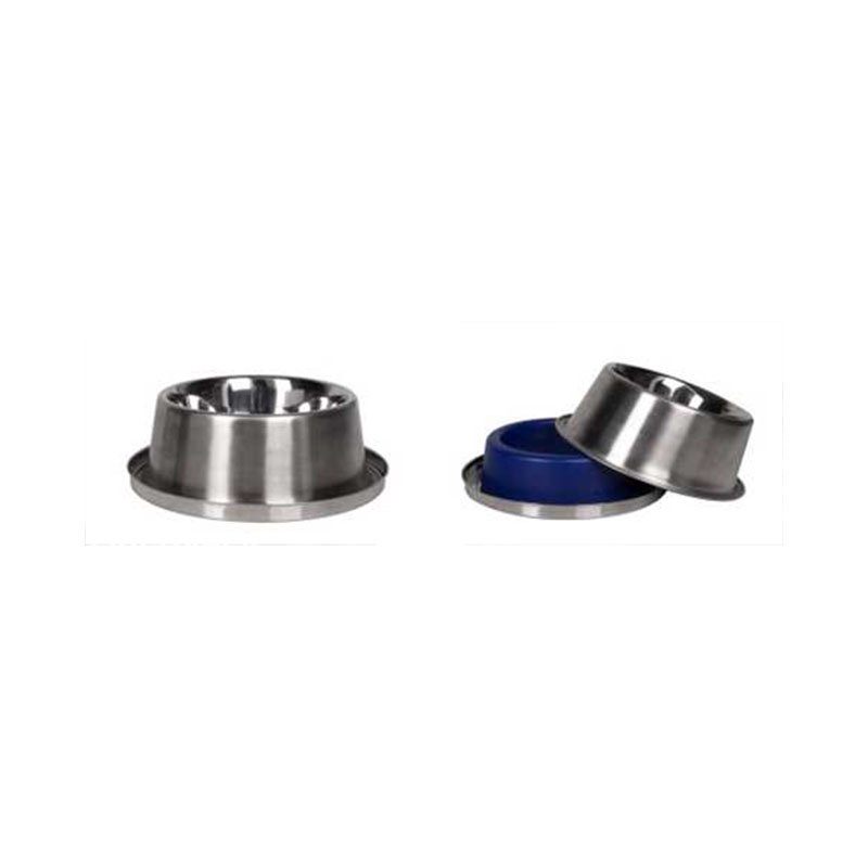 Stainless steel cooling Feeder. 820 ml