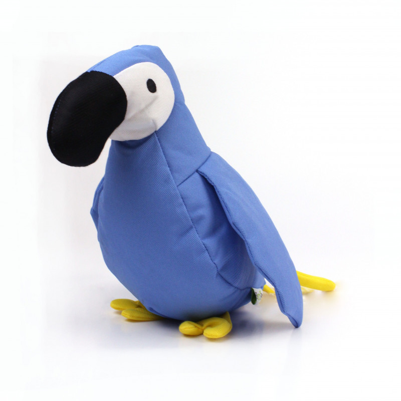Beco Toy for Dog Lucy The Parrot