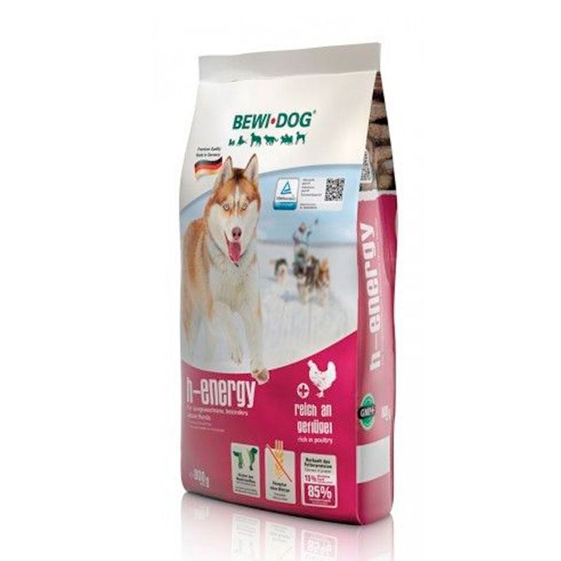 Bewi Dog H-Energy feed for dogs