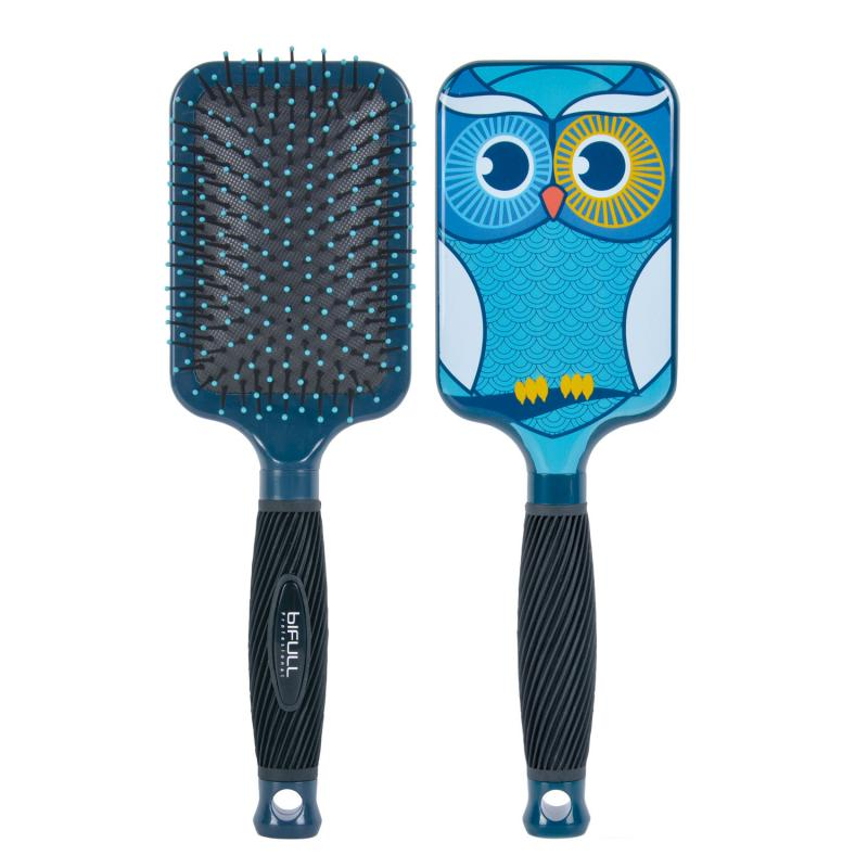 Bifull Owl Scraper Brush