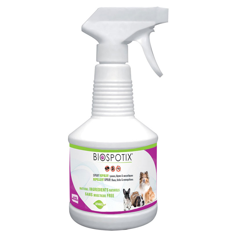 Biogance Biospotix Dog Spray Natural