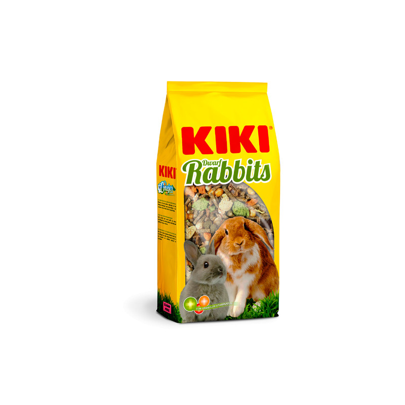 Kiki Food Dwarf Rabbits