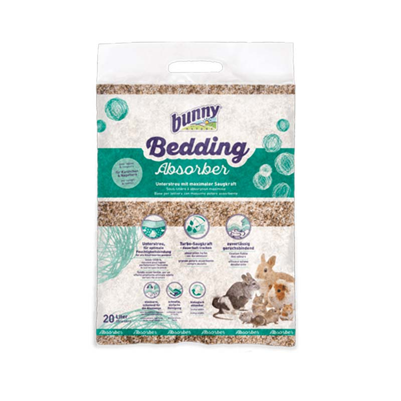 Bunny Bedding Absorber 20L