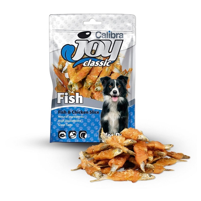 Calibra Dog Joy Ocean Fish & Chicken