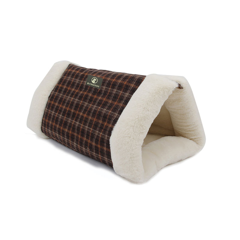Cat Bed Scotland Dark Color