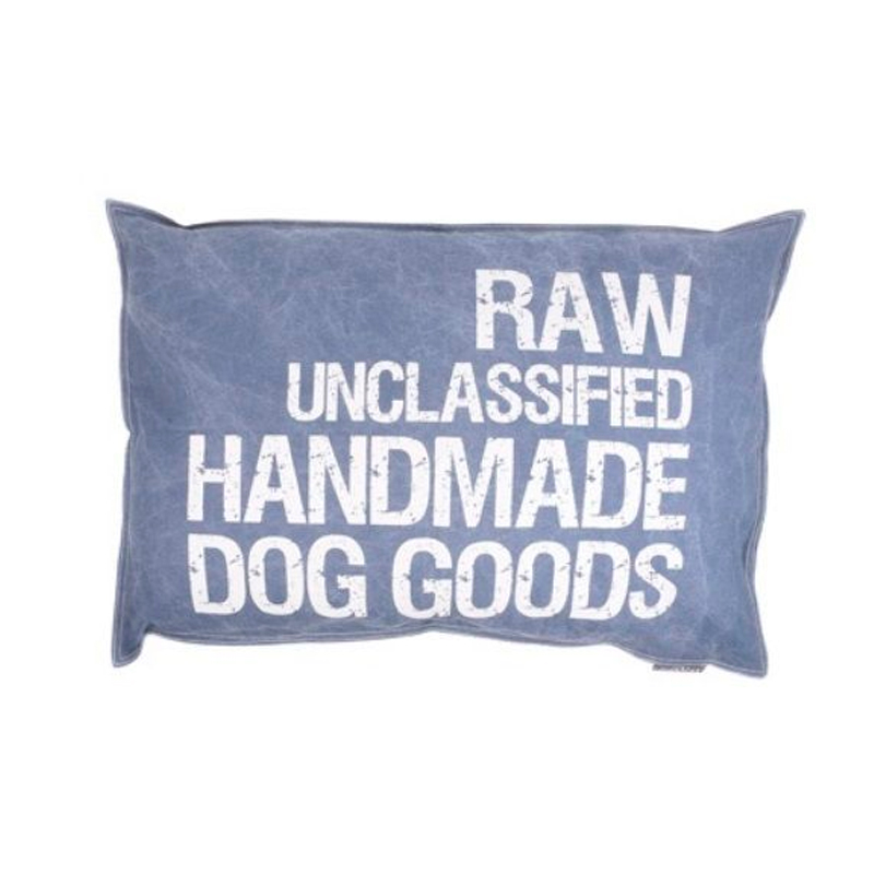 Lex & Max Bed Raw Unclassified Blue