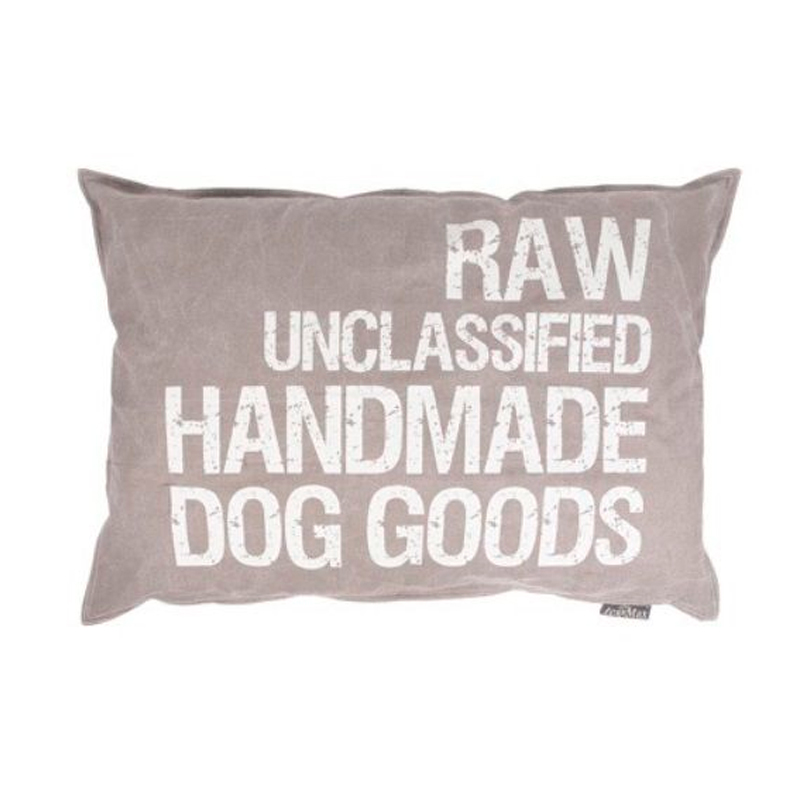 Lex & Max Bed Raw Unclassified Grey