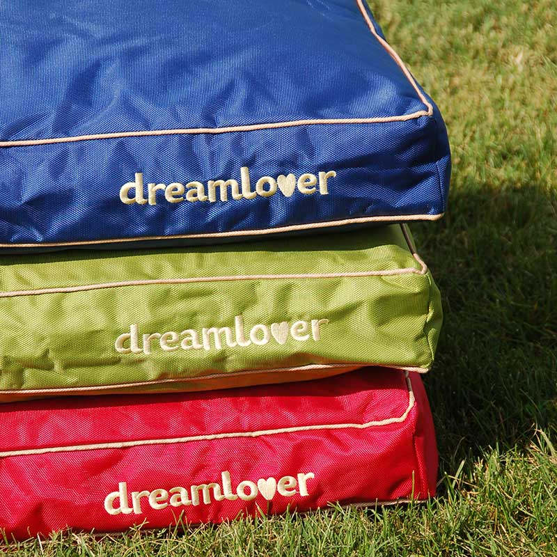 DreamLover Complete Bed Premium Green