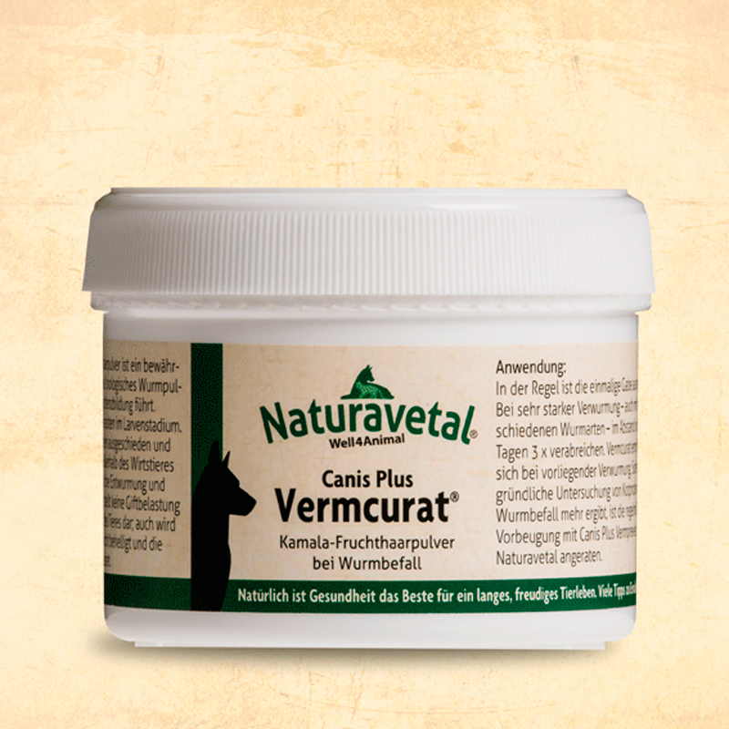 Naturavetal Extra Vermcurat For Dogs