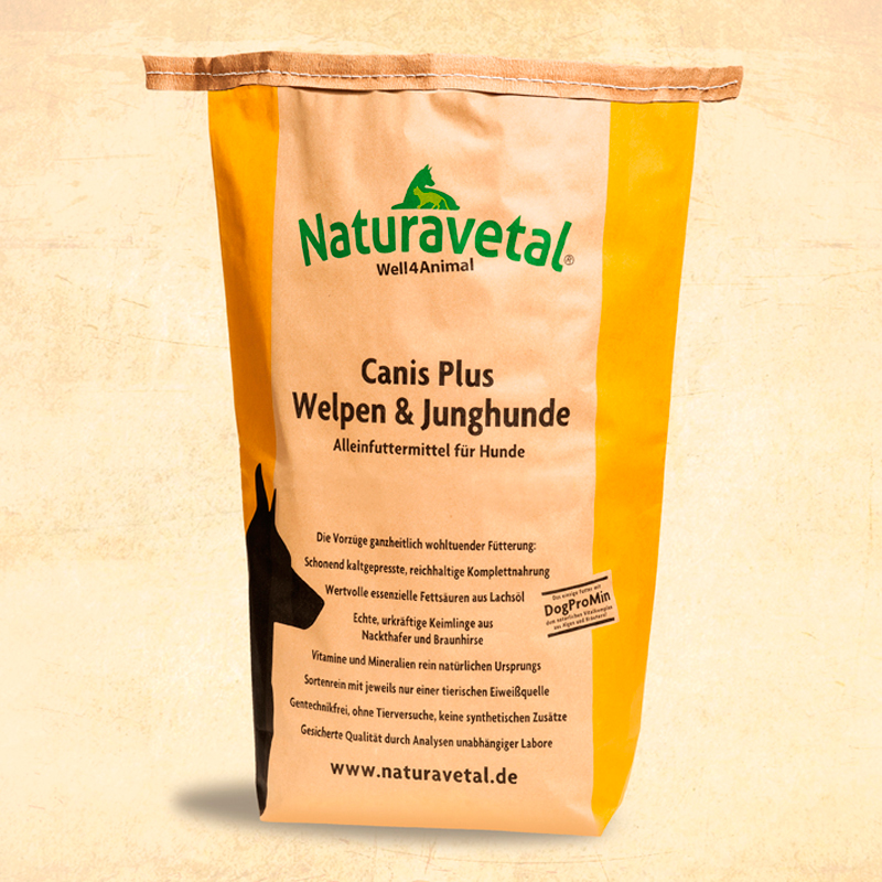 Naturavetal Feed Plus Mini Puppies And Young Dogs Poultry