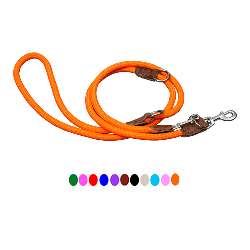 Training Round Nylon Leash