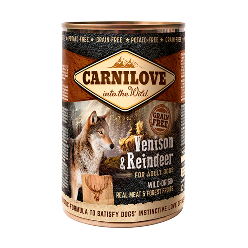Carnilove Can Adult Dog Venison & Reindeer