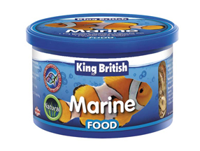 Marine Water Fish Food