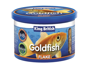 Cold Water Fish Food Flakes