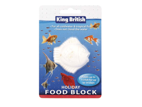 Block Fish Food