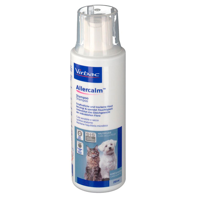 Allercalm + Shampoo for dogs
