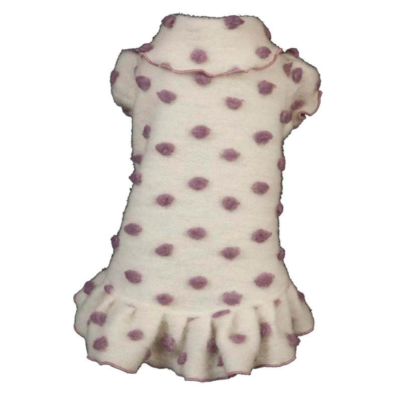 Ropa para Perro Charlotte\'s Dress Vestido Pois
