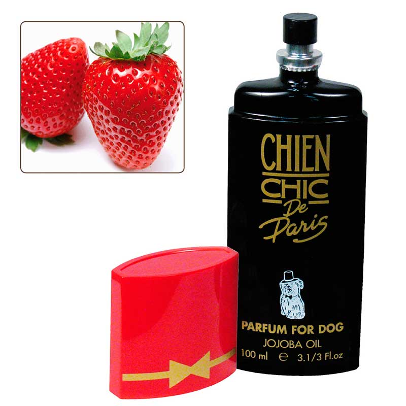 Chien Chic Strawberry Perfume